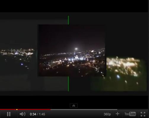 Jerusalem UFO Videos